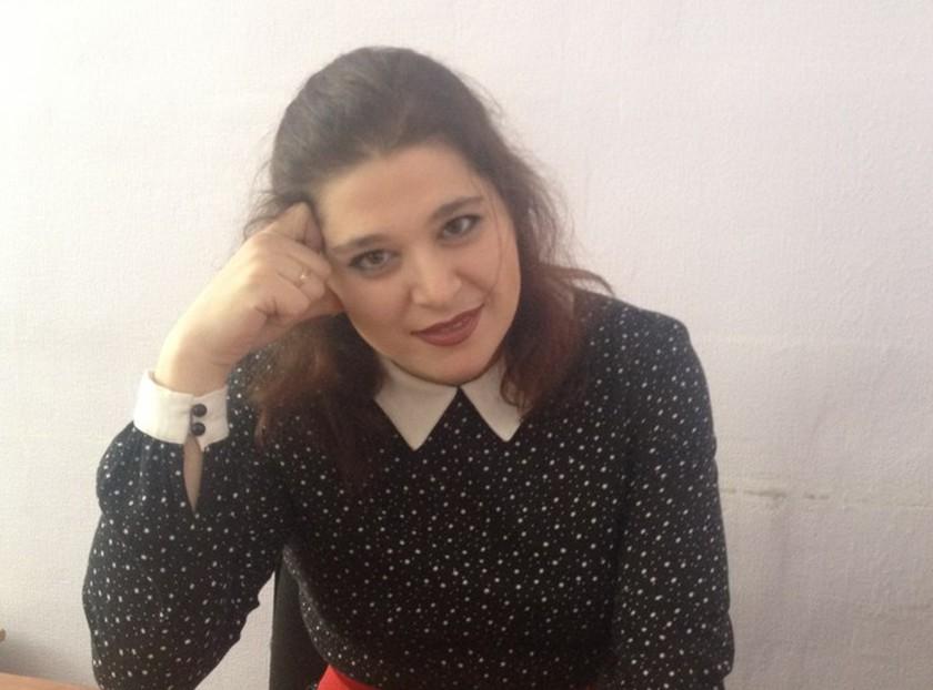 Анна Васильевна Овчаренко