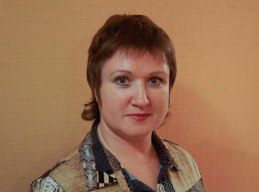 Ольга Петровна Куклина