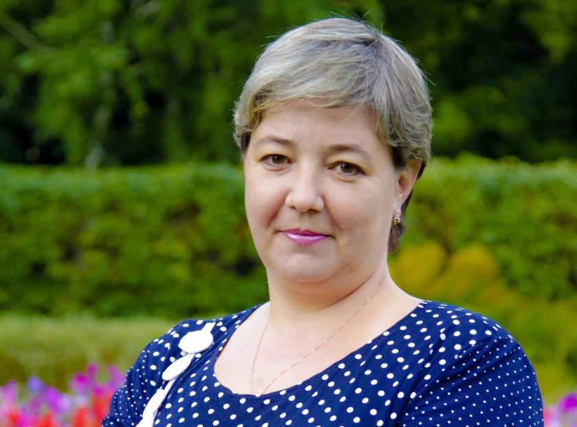 Ольга Владимировна Кухарева