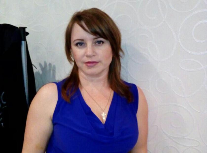 Лариса Николаевна Батурина