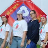 Активисты муниципального совета Российского движения школьников на профильной смене!