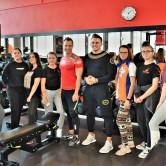 Вожатые Центра «Каникулы» побывали на мастер-классе в фитнес-клубе «К2 Swim»