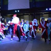 В Барнауле прошла новогодняя вечеринка сводного вожатского отряда