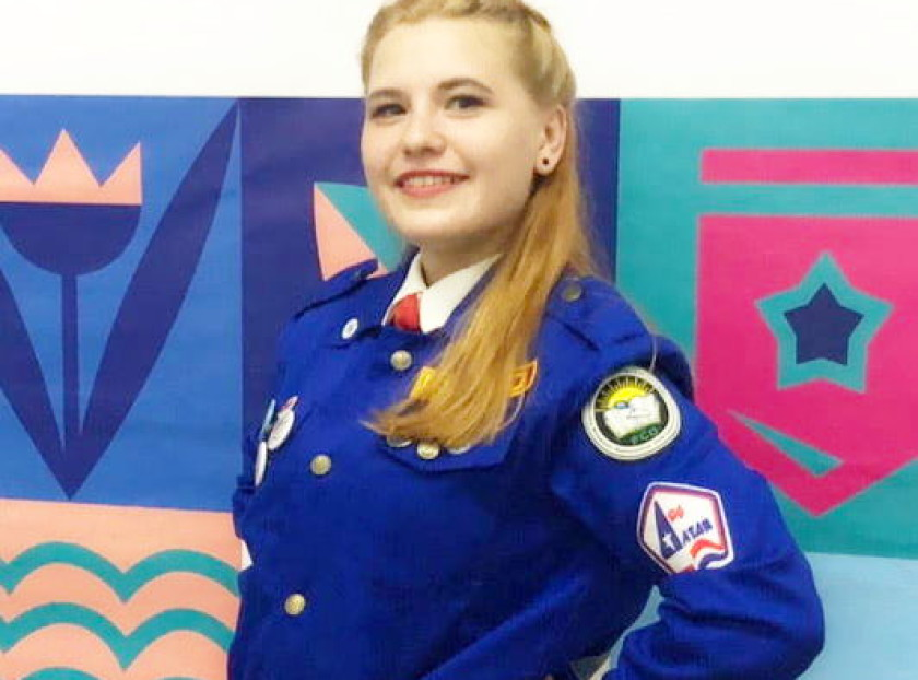 Яна Гашевская (Парус)