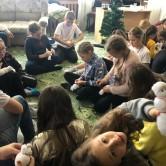 Барнаульские лагеря отдыха проводят зимнюю смену во время новогодних каникул